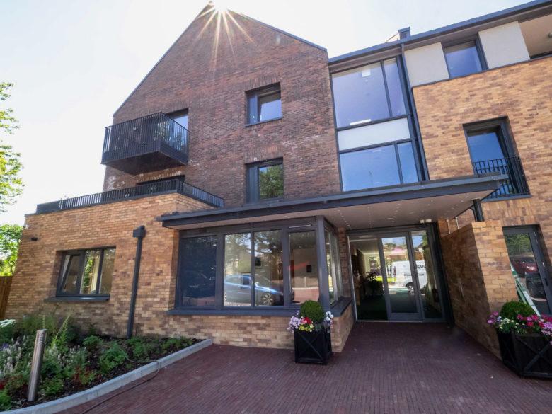 Centenerary Lodge Aldershot exterior 1